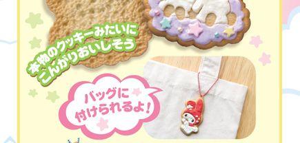 Re ment Sanrio Hello Kitty Little Melody Twin Stars Mini Charm