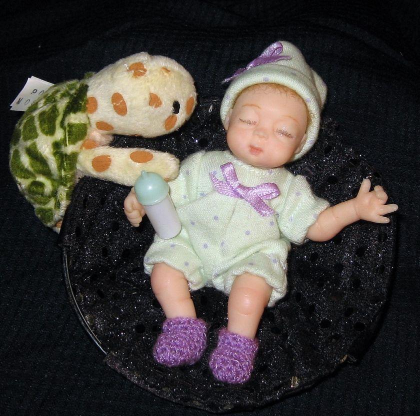 OOAK Polymer Clay 4 Baby Girl by **TERRIS TREASURES**