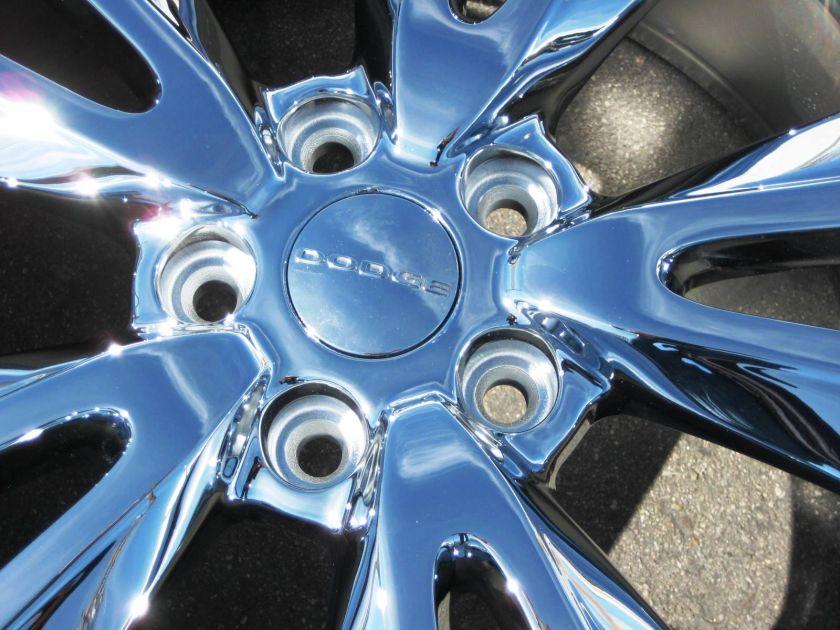 YOUR STOCK 4 NEW 20 FACTORY DODGE DURANGO OEM Chrome Wheels Rims 2012