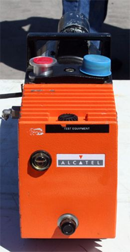Alcatel 2004A Dual Stage Rotary Vane Pump