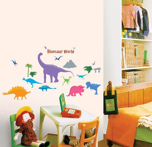ROOM Adhesive Removable Wall Decor Accents Sticker Decal Vinyl