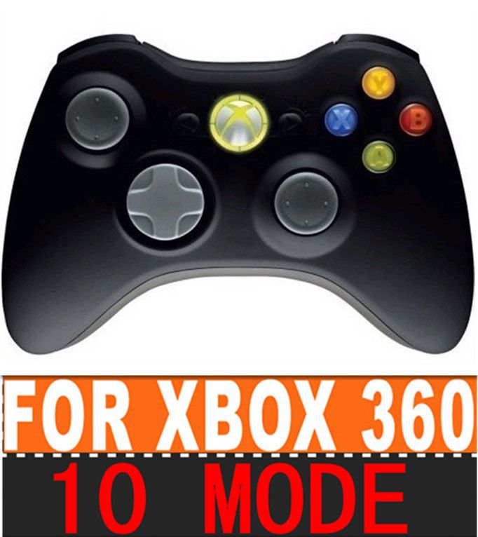 xBox 360 Modded RAPID FIRE 10 mode Controller for MODERN WARFARE 3 MW3